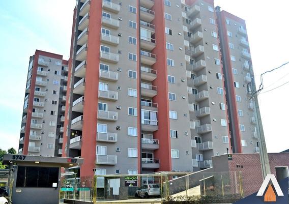 Acrc Imóveis - Apartamento Para Venda Com 02 Dormitórios No Bairro Itoupava Central - Ap02754 - 34293639