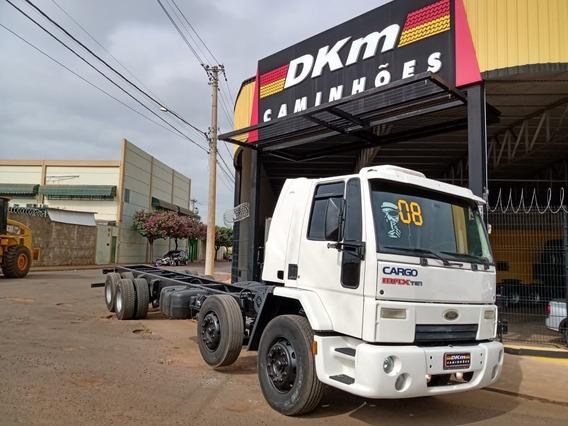 Cargo 4532 E Ano 2008 Bitruck 8x2 No Chassi
