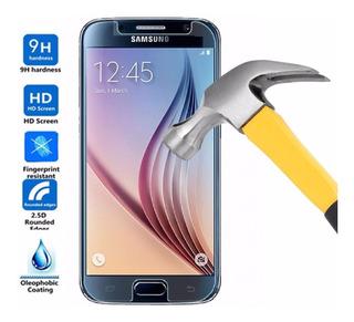 Película Protetora Vidro Temperado Galaxy S6 Flat G920i G920