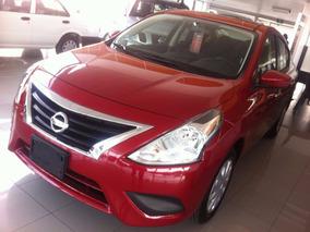 Nissan Versa Sense 1.6 0km 4 Puertas 2018