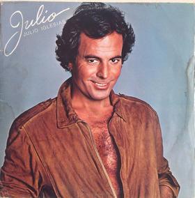 Lp Vinil - Julio Iglesias Essa Mulher - Ano 1984.