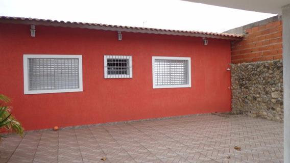 Lindíssima Casa No Jardim São Fernando, Em Itanhaém