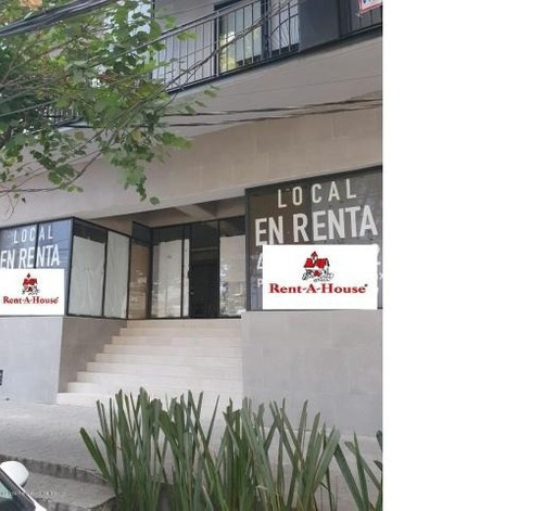 Local Comercial Renta San Rafael Jose Rosas Moreno 20-1148ru