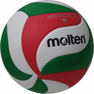 Pelota Voley Molten V5m 3500 Pu Oficial Volley Profesional