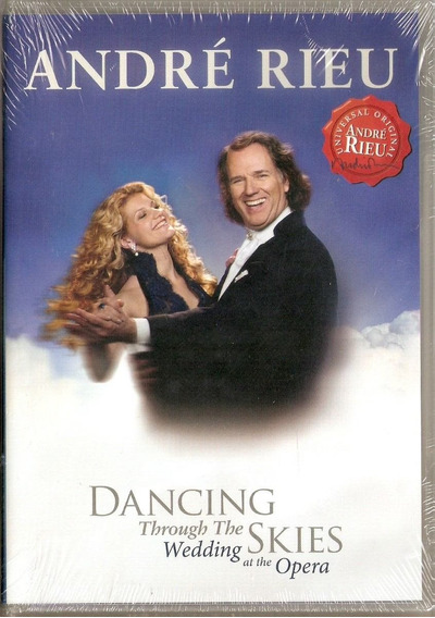 Dvd André Rieu - Dancing Though Tht Skies