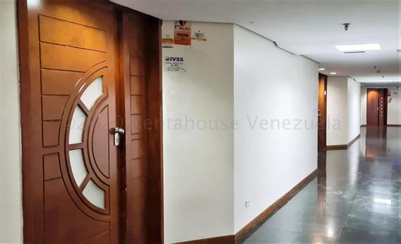 Oficinas En Alquiler Chuao 20-24869 Rah Samanes