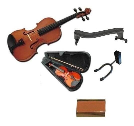 Violin Principiante 4/4 Estuche Y Todos Accesorios