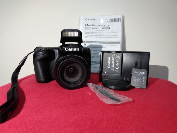 Canon Sx400 Is Semi-nova