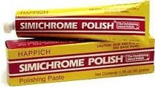 Pasta Para Pulir Metales Simichrome Polish 50 Grs