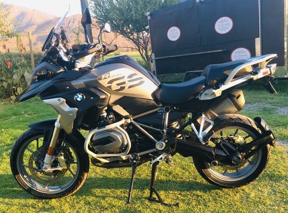 Bmw R 1200 Gs Exclusive 2018 Como Nueva Recibo Vehiculos