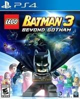 Lego Batman 3 Beyond Gotham Ps4 Usado