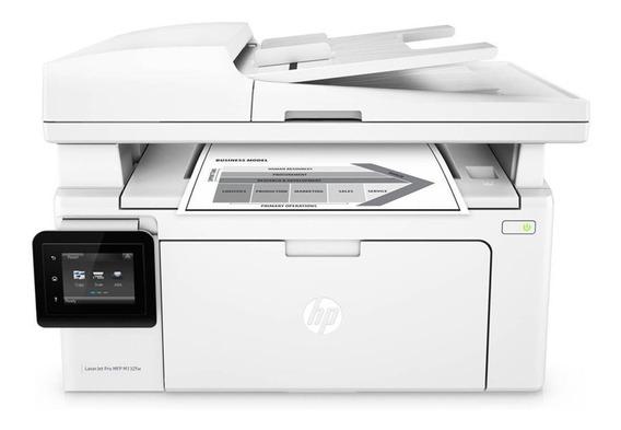 Impressora Laser Multifuncional Hp Wifi Mfp M132fw C Nf