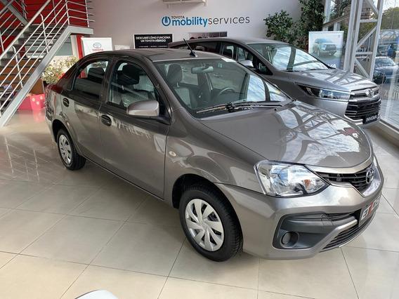 Plan Adjudicado Toyota Etios 5 Puertas