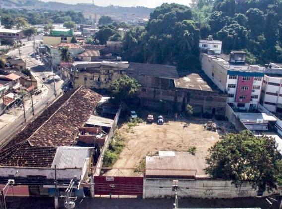 Área Em Engenhoca, Niterói/rj De 0m² Para Locação R$ 8.000,00/mes - Ar589576