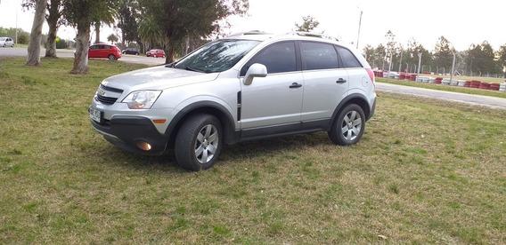 Chevrolet Captiva 2.4 Nafta Extra Full, Al Dia Y A Mi Nombre