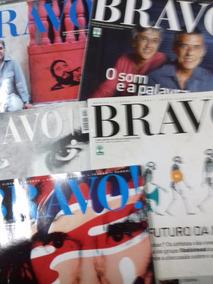 Revista Bravo - Complete Sua Coleção