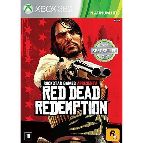 Red Dead Redemption - Xbox 360 Mídia Física