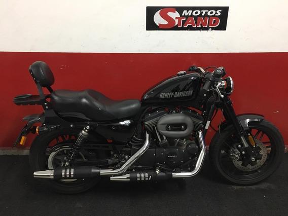 Harley Davidson Sportster Xl 1200 Xc Roadster 2017 Preta