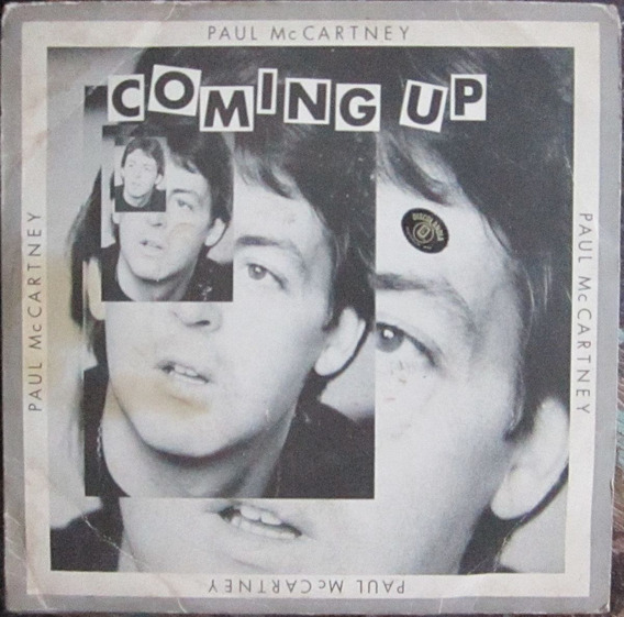 Compacto Paul Maccartney Coming Up