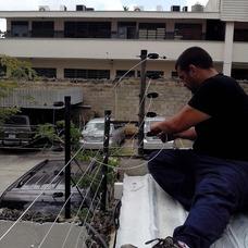 Instalacion Cerco Electrico Concertinas Reparacion