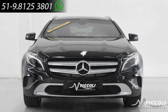 Mercedes-benz Gla 200 1.6 Cgi Advance 16v Turbo 4p