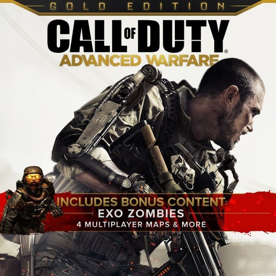 Call Of Duty Advanced Warfare Gold Pc - Steam Key (envio Já)