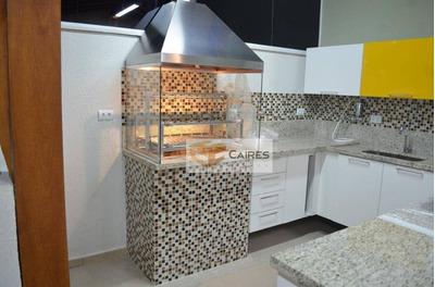 Cobertura Com 2 Dormitórios À Venda, 120 M² Por R$ 320.000 - Jardim Nova Europa - Campinas/sp - Ap5519