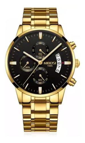 Relógio Masculino Nibosi 2309 Original  (c/nf).