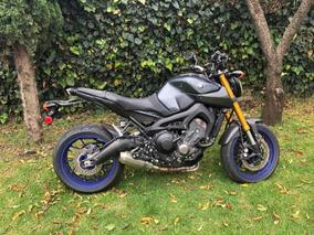 Yamaha Fz 09 2014