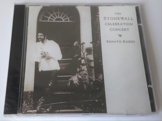 Cd Renato Russo - The Stonewall Celebration Concert