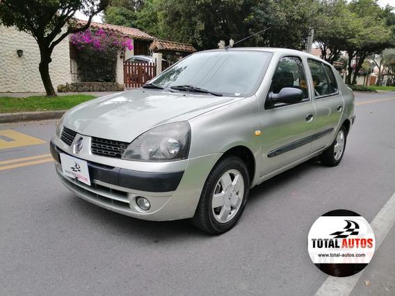 Renault Symbol 2004 Con Aire