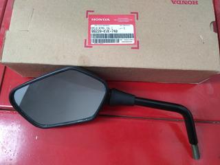 Espejo Izquierdo Falcon Nuevo Nx400 Original Honda