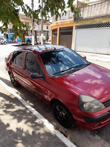 Imagem 1 de 6 de Renault Clio Sedan 2003 1.0 16v Privilège 4p