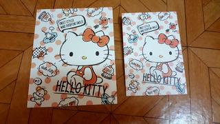 Set Papel De Carta Sanrio Hello Kitty 3 Kiowoland