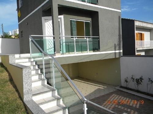 Imagem 1 de 10 de Casa Para Venda, 3 Dormitórios, Jardim Ivete - Mogi Das Cruzes - 1406