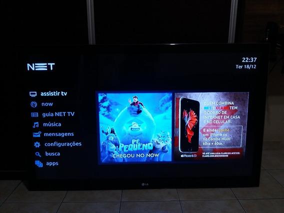 Tv Led 55 Polegadas - Lg 55le7500 (não É Smart Nem 3d)