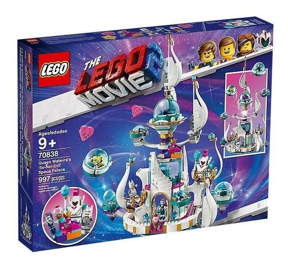 Lego Lego Movie 2 Palacio Espacial Reina Soyloque 70838
