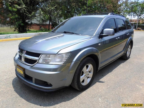 Dodge Journey Sxt At 2700cc 7 Psj 4x2