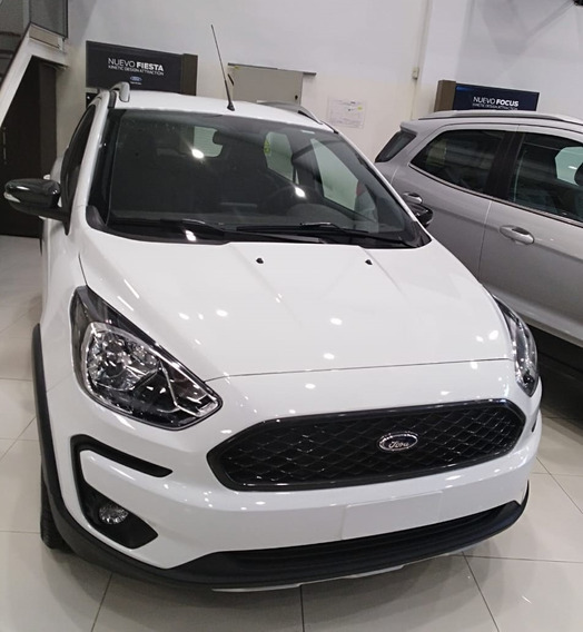 Ford Ka Freestyle Sel At 5 Puertas Automatico 0km As1