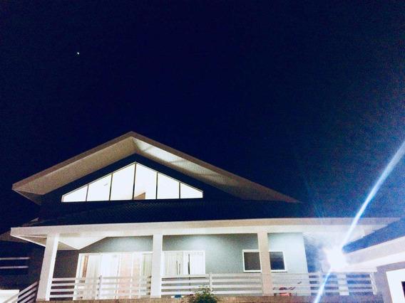 Casa De Condomínio Com 4 Dorms, Condomínio Parque Vale Dos Lagos, Jacareí - R$ 1.39 Mi, Cod: 7981 - V7981