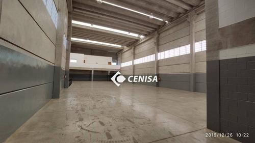 Imagem 1 de 20 de Galpão, 1000 M² - Venda Por R$ 2.500.000,00 Ou Aluguel Por R$ 15.000,00/mês - Europark Comercial - Indaiatuba/sp - Ga0117