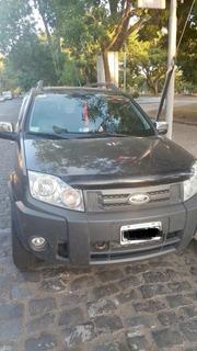 Alquilo Auto Ecosport 2012 Gnc - Para Uber - Leer Requisito
