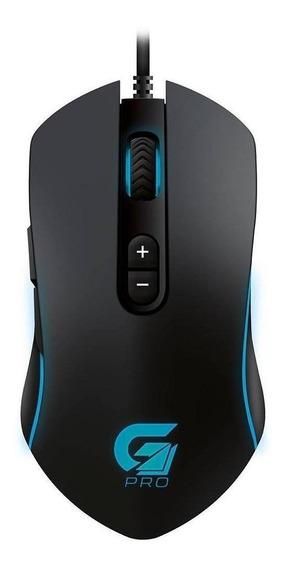 Mouse para jogo Fortrek Pro M7 Gamer preto