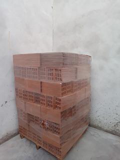 Ladrillo Hueco De 9 A - 12x18x33