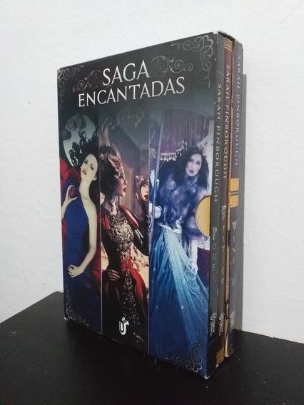 Box - Saga Encantadas (3 Livros)