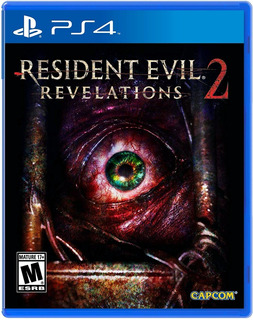 Resident Evil Revelations 2 / Juego Físico / Ps4