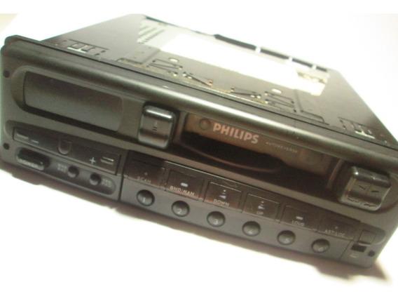 Toca Fitas Philips Renault Stereo - Cd349 - Original