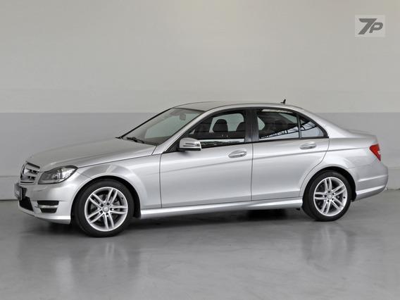 Mercedes-benz C 200 1.8 Cgi Avantgarde 4p Automático