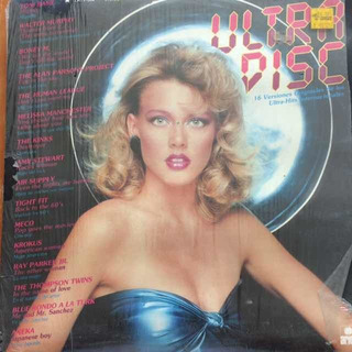 Disco Lp Ultra Disc Versiones De Artistas Varios
