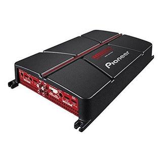 Pioneer Gm-a6704 Amplificador Puenteable De 4 Canales Con R